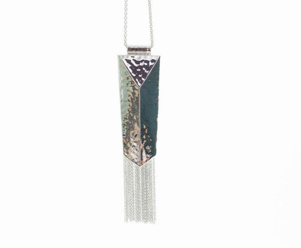 Tassel Necklace for the Fitbit One