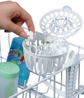 Spill-Proof Cup Valve Cleaner