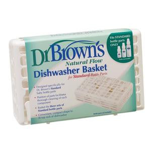 Dishwasher basket for Standard Nipples