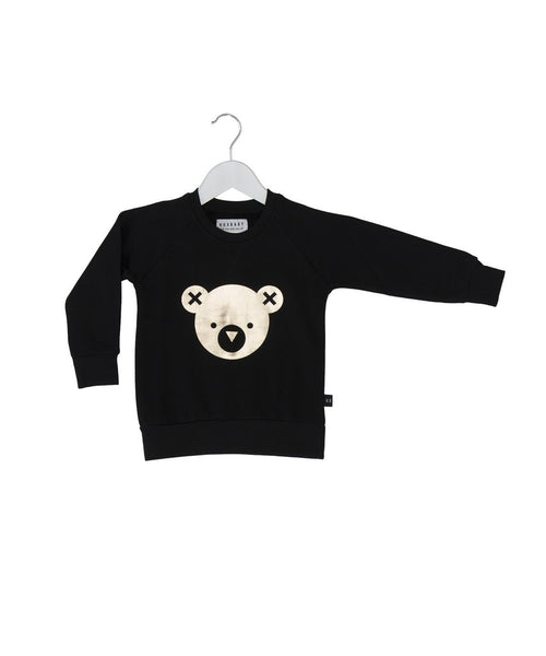 Bear Fleece Sweatshirt