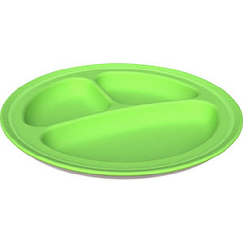 Green Eats Divided Plates - 2 Pack