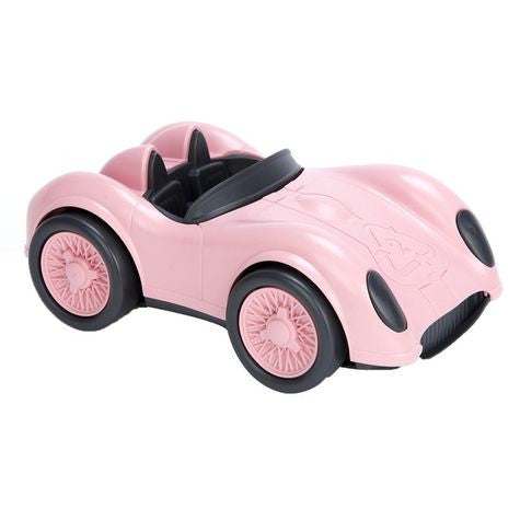 Pink Race Car by Green Toys