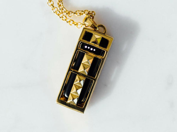 Stud Pendant Necklace for the Fitbit Flex
