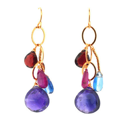 Costa Rica I Earrings