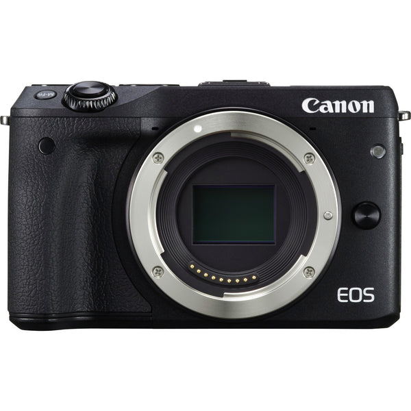 Canon EOS M3 24.2 Megapixel Mirrorless Camera Body Only