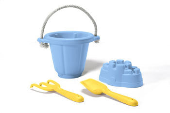 Blue Sand Play Set by Green Toys