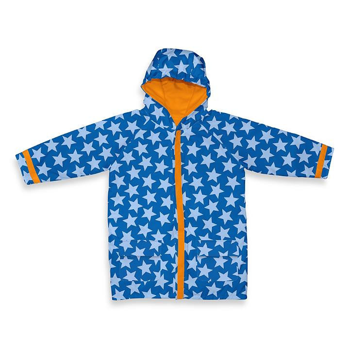 Blue Star Raincoat