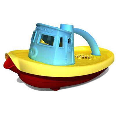 Bath Time Tugboat by Green Toys