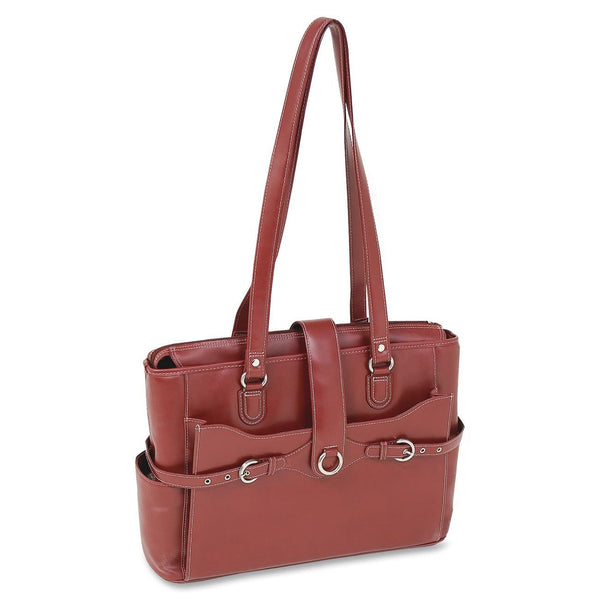 "McKleinUSA 15.6"" Leather Ladies' Laptop Briefcase"