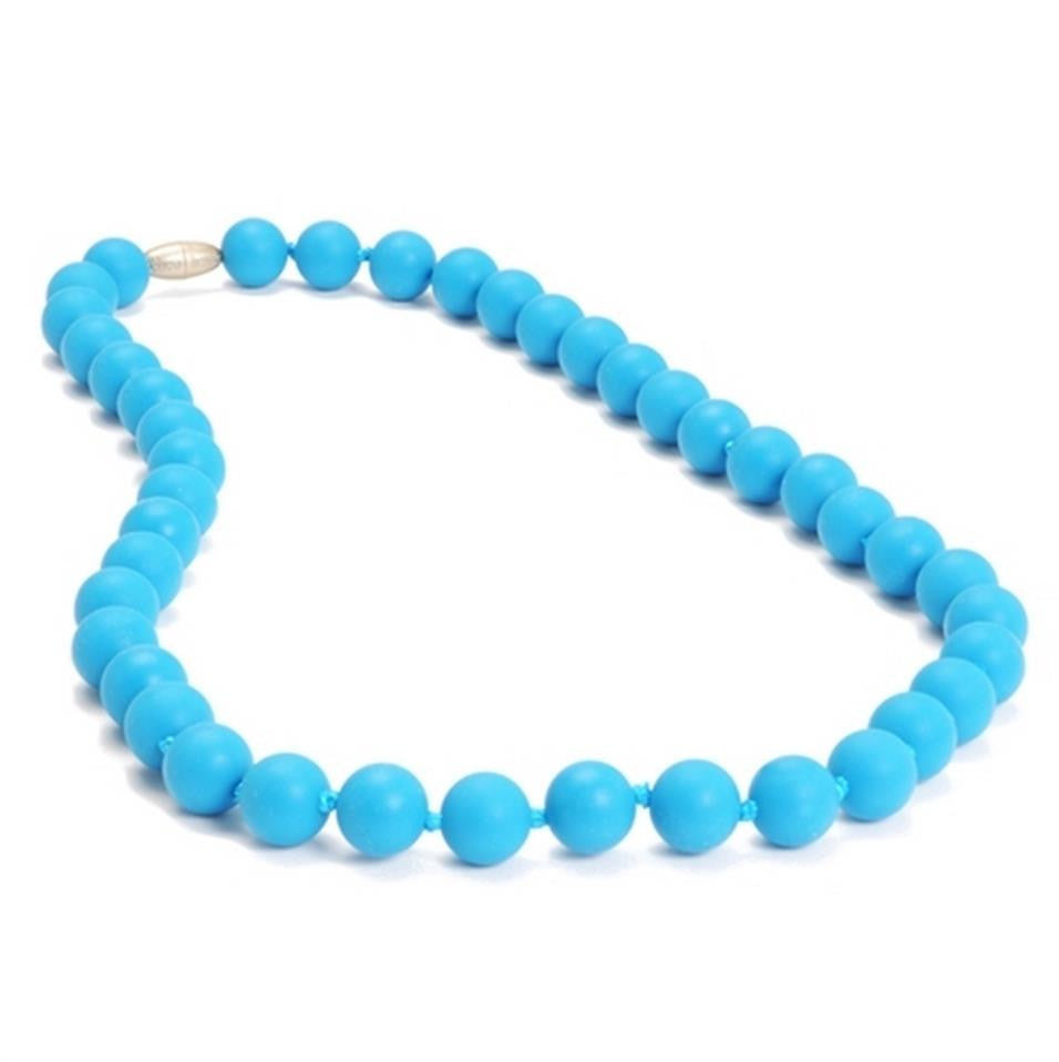 Chewbeads Jane Necklace  Deep Blue