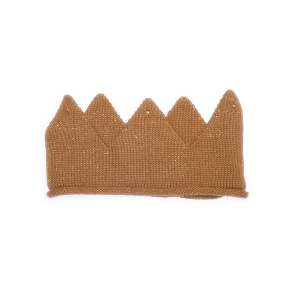 Wild Things Crown  Gold