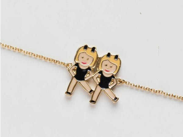 Dancing Girls Bracelet
