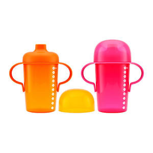 SIP Tall Firm Spout Sippy Cup, 10oz 2 pk