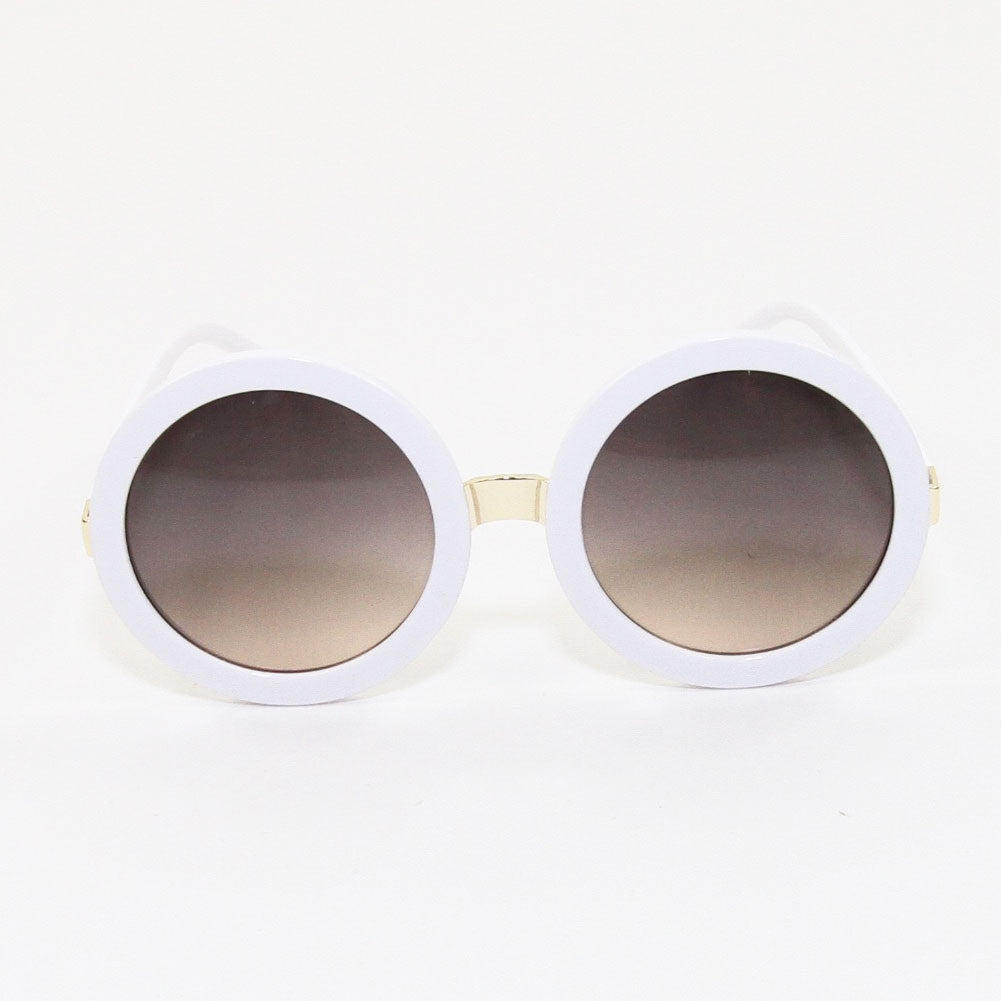 Super Mom Sunglasses - White