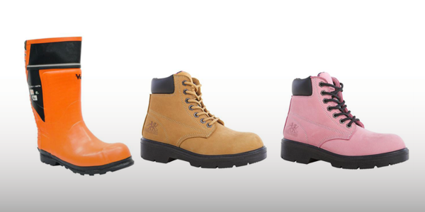 Does Colour Matter in Safety Footwear?