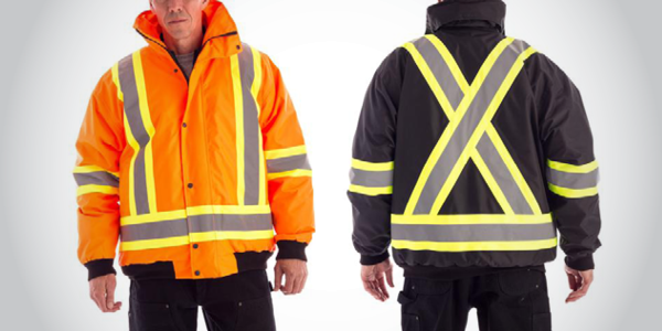 Why High Visibility Work Wear is a Must for Canadian Winters