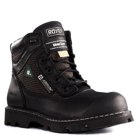 "Royer Men's 6"" Composite Toe Safety Boot"