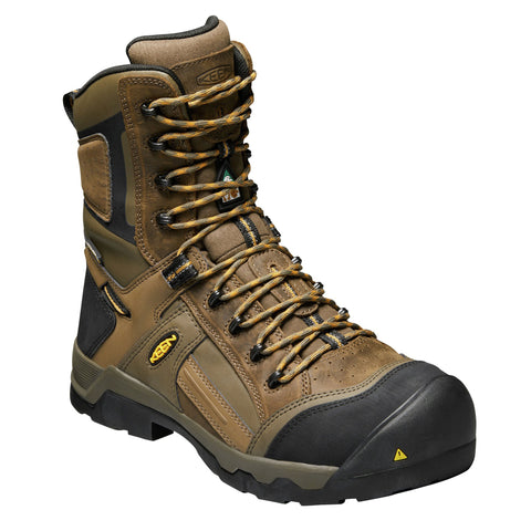 "Keen Davenport 8"" Men's Composite Toe Work Boot"