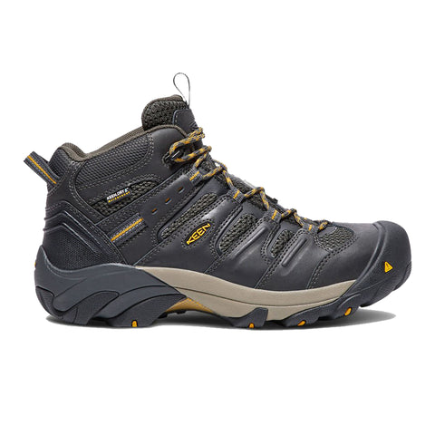 Keen Lansing Mid Men's Steel Toe Hiker Work Boot