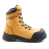 "Terra Men's 8"" VRTX 8000 Composite Toe Work Safety Boot - Tan"