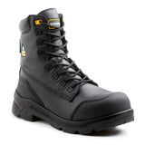 "Terra Men's Black 8"" VRTX 8000 GTX-L Composite Toe Safety Boot"