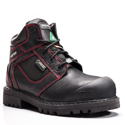 "Royer Dlx 6"" Boot 10-9800 Composite Toe Work Safety Boot"