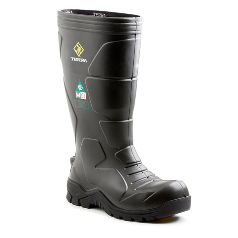 Terra Narvik Metatarsal Rubber Work Boot