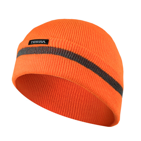Terra Hi Vis Toque - Orange