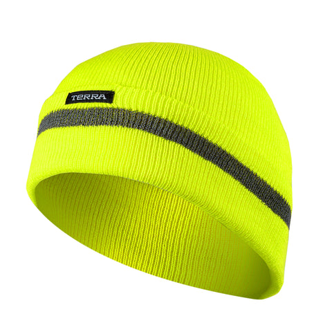 Terra Hi Vis Toque - Yellow