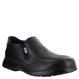 Mellow Walk Patrick Men's Slip On Steel Toe Work Shoe