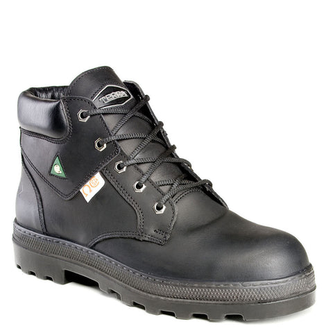 Terra H Pattern Unisex CSA Leather Work Boot