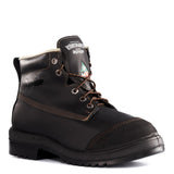 "Royer Men's 6"" Internal Metatarsal Steel Toe Work Boot"