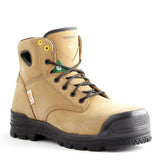 "Terra Baron Men's 6"" Composite Toe Work Boot - tan"