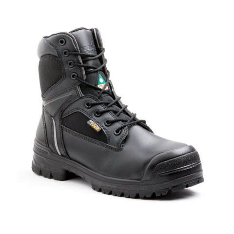 "Terra Wild Sider Men's Wichita 8"" Composite Toe Work Safety Boot"