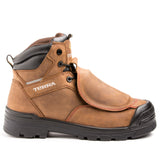 "Terra 6"" Barricade Metatarsal Work Safety Boot With Composite Toe"