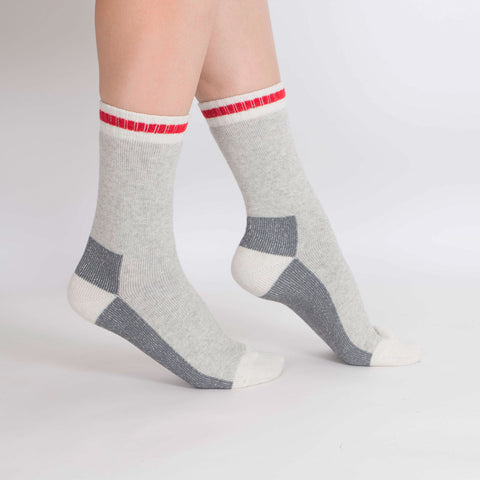 Women's 2PK Wool Blend Work Socks