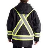 Viking Flame Resistant Journeyman 300D Ripstop High Visibility Jacket