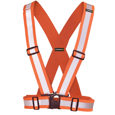 Hi Vis Safety Belt