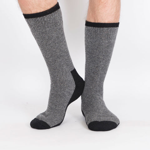 Men's 2PK Insulated Wool Socks