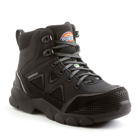 Dickies Avis Women's Steel Toe Hiker Work Shoe