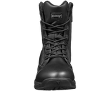 "Magnum Stealth Force 8"" Size Waterproof Zipper Soft Toe Uniform Boots H5432"