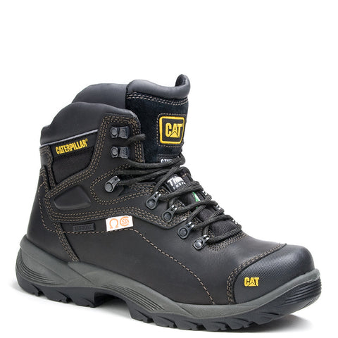 "Cat Diagnostic Hi CSA Men's 6"" Steel Toe Waterproof Boot"