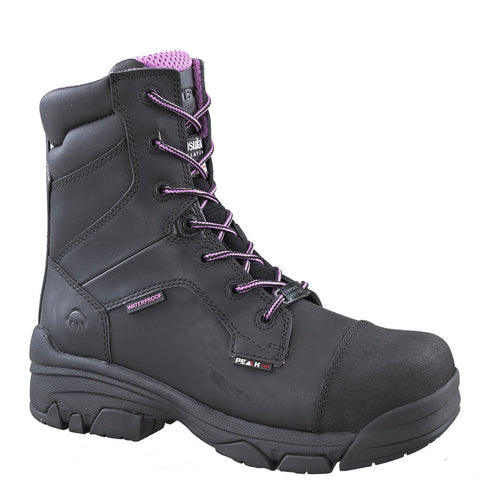 "Wolverine Condor Women's 8"" Waterproof Safety Boot"