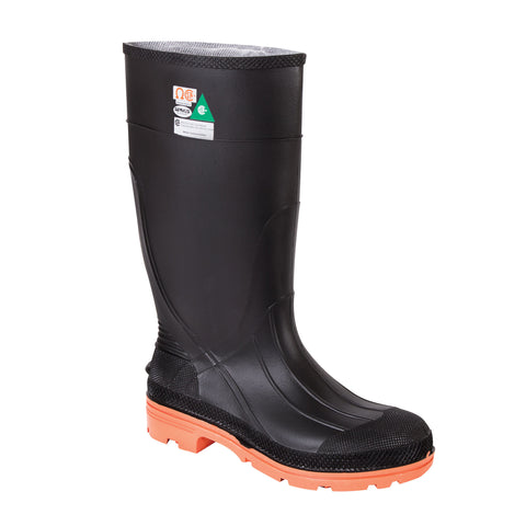 Servus PRM Men's Steel Toe Work Rubber Boot