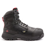 "Wolverine Valour Men's 8"" Composite Toe Work Boot With Met Guard"