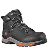 "Timberland PRO Hypercharge 6"" Men's Composite Toe Work Safety Boot - black"