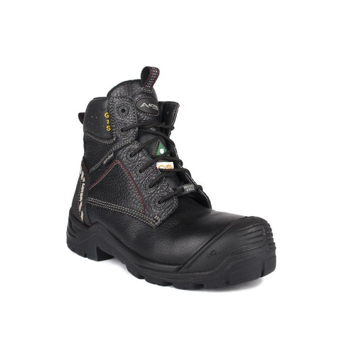 Acton G2S Metal Free Composite Toe Work Boots 9074-11 - Black