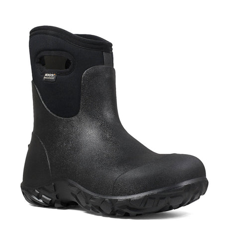BOGS Workman MID Men's Composite Toe Rubber Boot