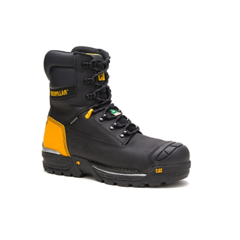 "CAT Excavator LT Men's 8"" Composite Toe Work Safety Boot 723935"