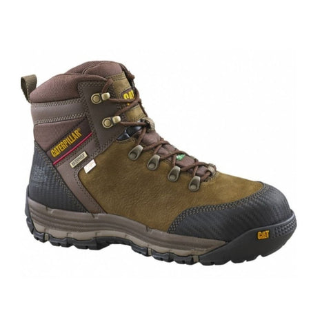 "CAT Munising Men's 6"" Waterproof Composite Toe Work Safety Boot - P720156"